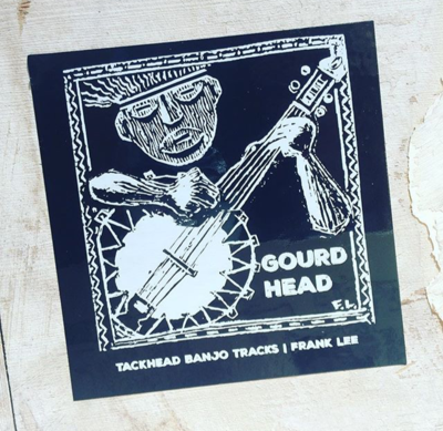 GOURD HEAD Sticker