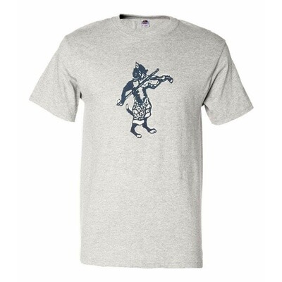 Men's Fiddle Cat T-shirt