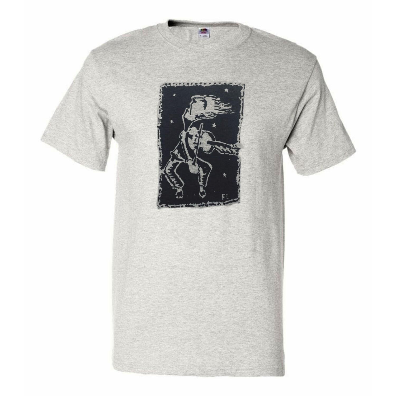 Men's Cosmic Fiddler T-shirt