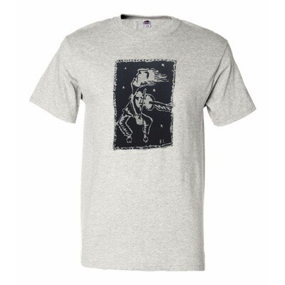 Men's Cosmic Fiddler T-shirt