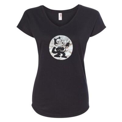 Women's Felix Banjo T-shirt