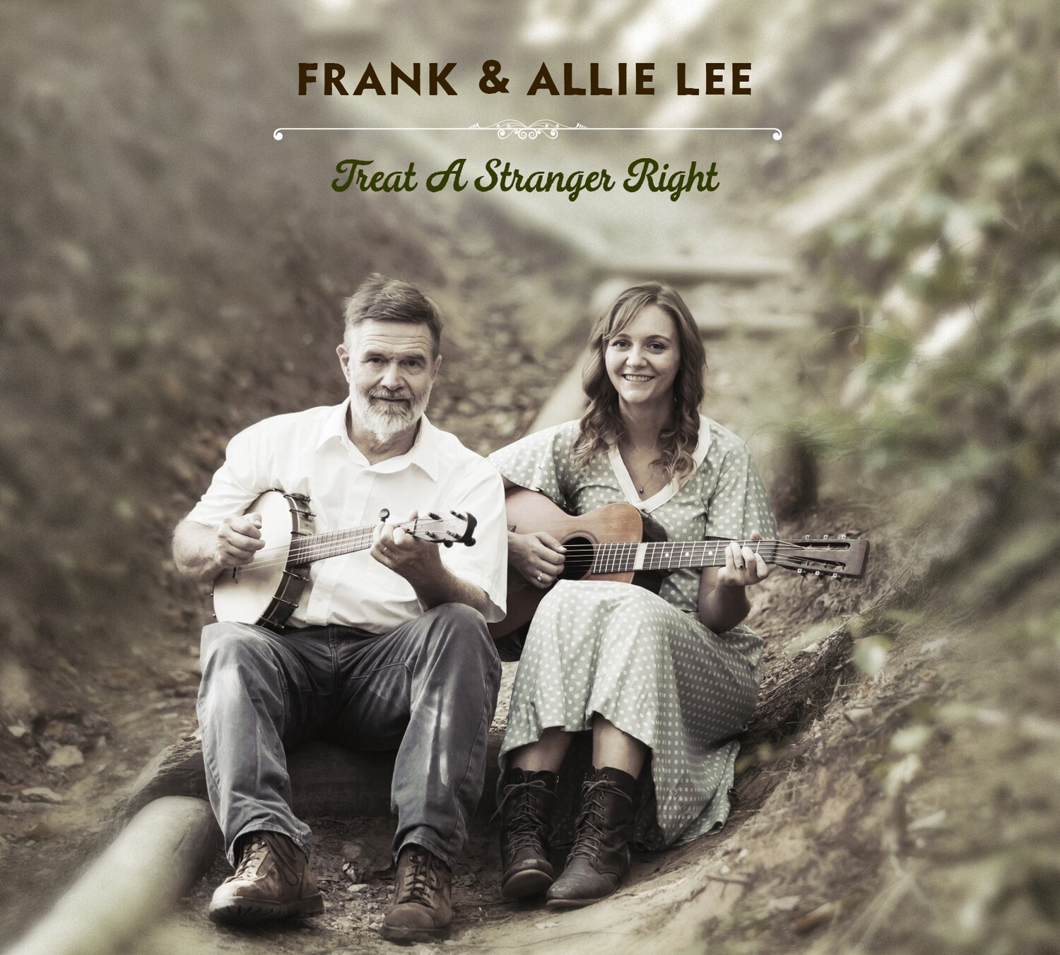Treat A Stranger Right - Frank & Allie Lee (2020)
