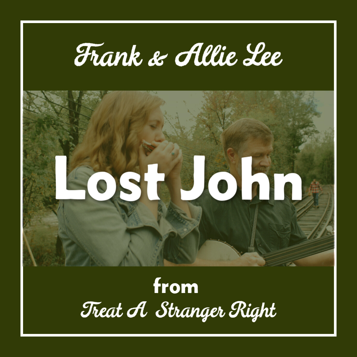 Lost John Single on CD with Jacket (originally made for DJs)