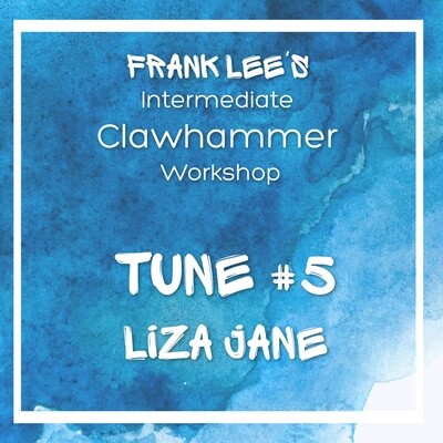 Intermediate Clawhammer Banjo Workshop Tune #5 - Liza Jane