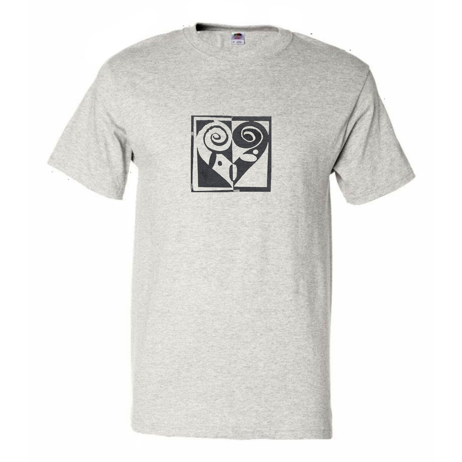 Men's Fiddle Heart T-shirt