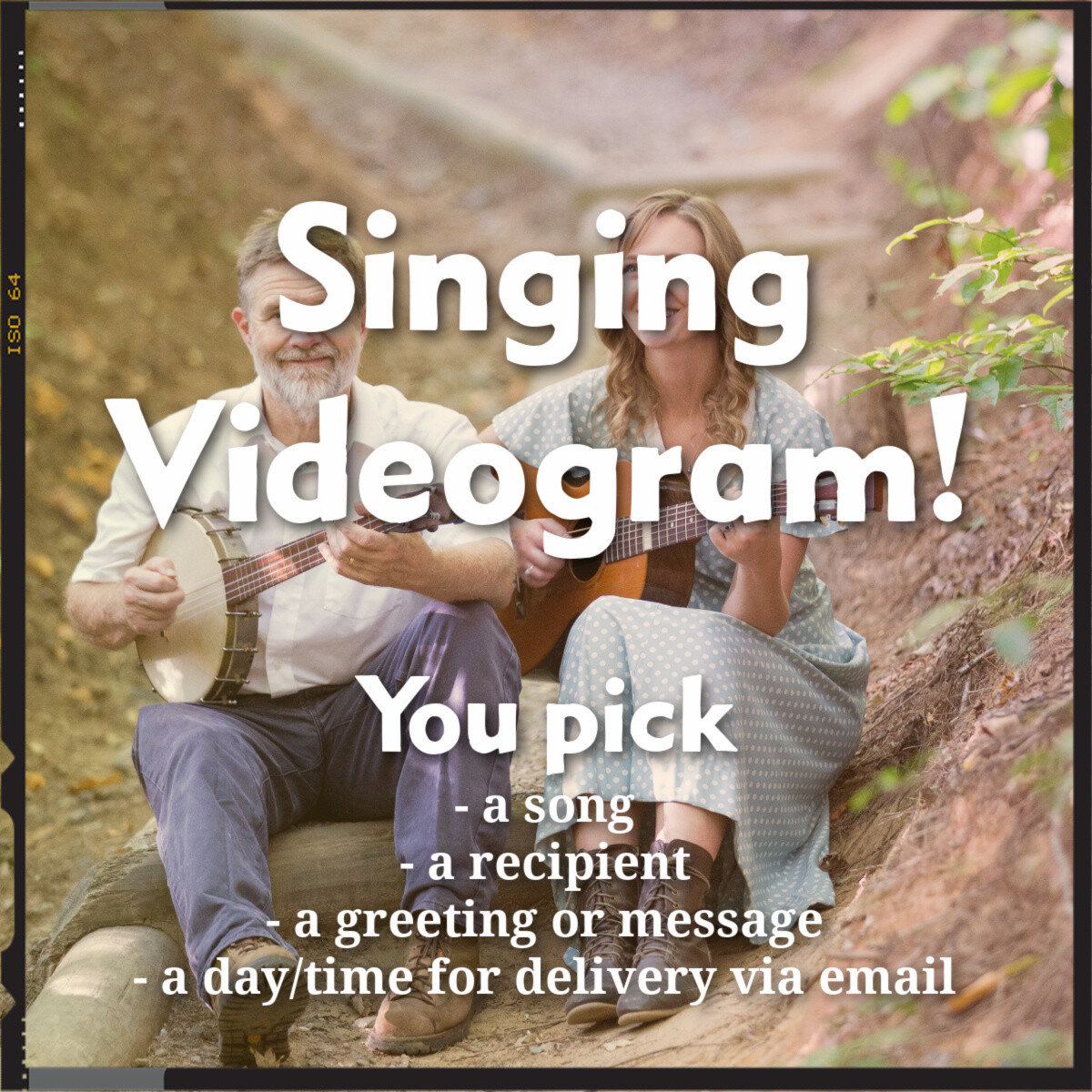 Singing Videogram!