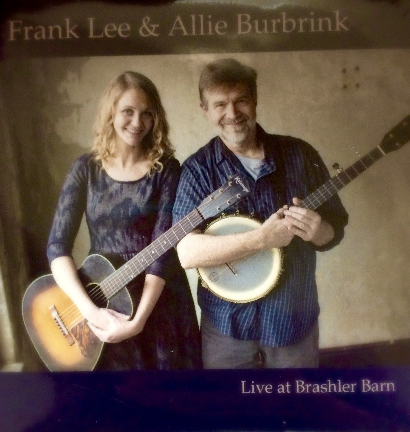 Live at Brashler Barn - DOWNLOAD ONLY
