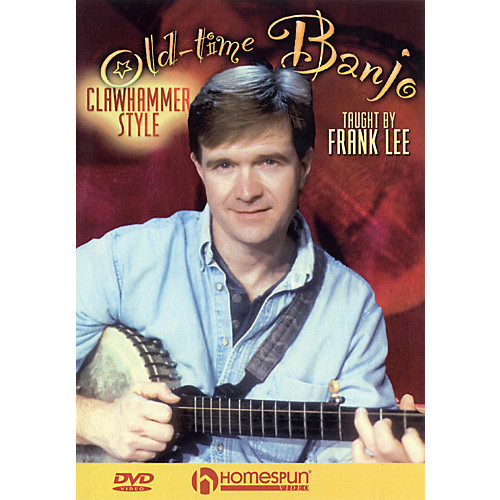 Frank Lee Old Time Banjo Instructional DVD