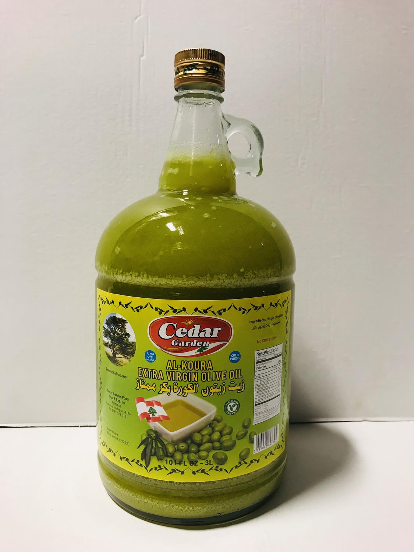 Cedar garden extra virgin olive oil 4x3 liter