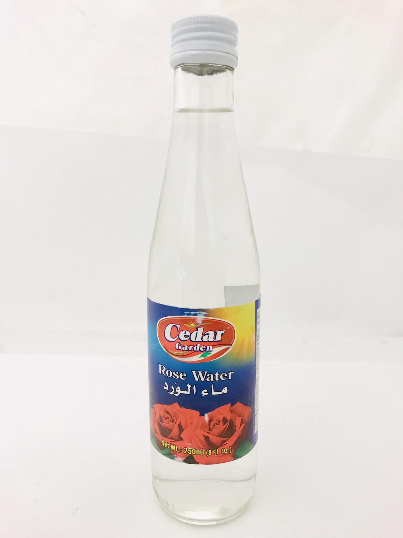 Cedar Garden rose water 24x250 ml