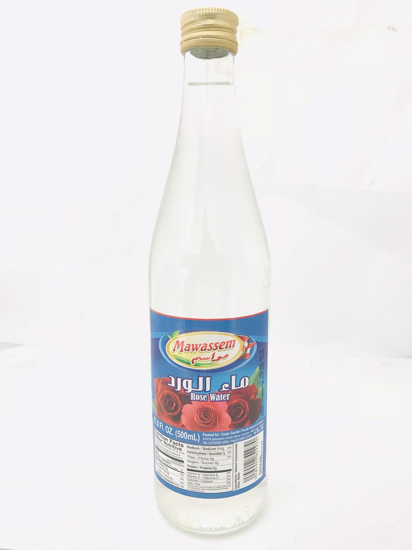 Mawassem rose water 24x250 ml