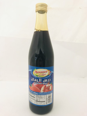 Mawassem pomgranate molasses 12x500ml