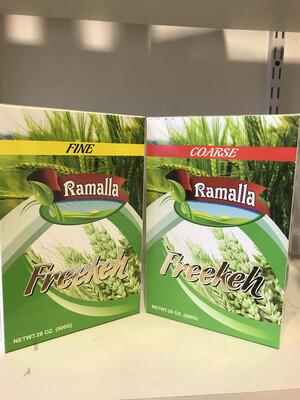 Ramallah Freekeh Fine 12 x 800 G