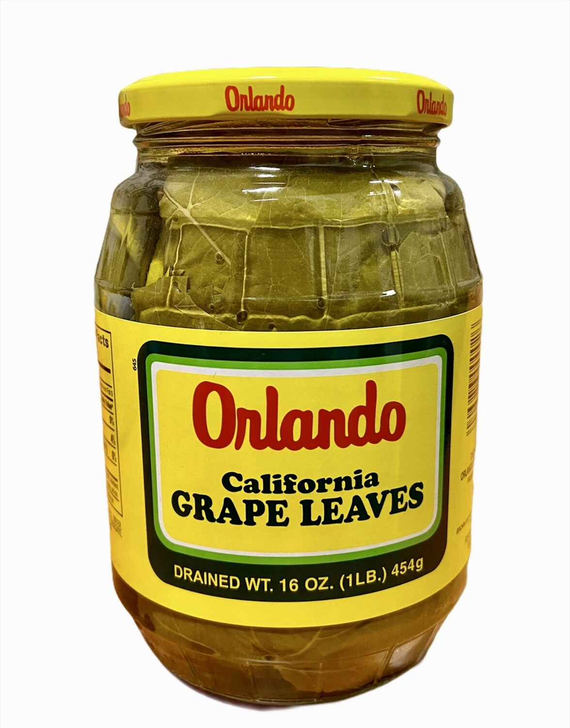 Orlando Grape Leaves 12 x 500g