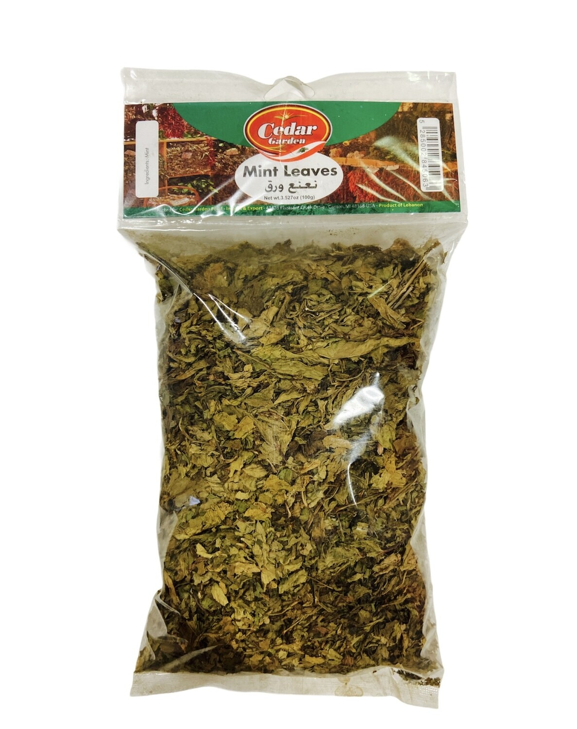Cedar Garden Mint Leaves 24 x 100g