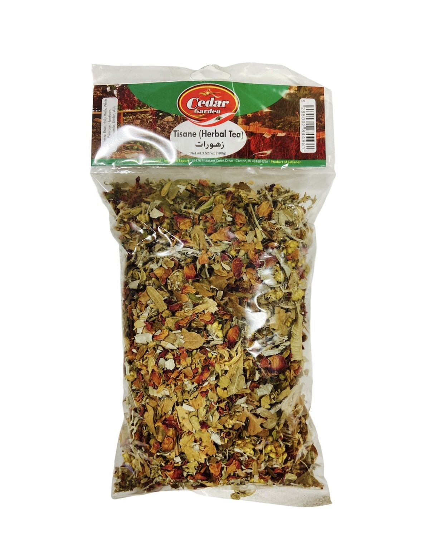 Cedar Garden Tisane (Herbal Tea) 24 x 100g