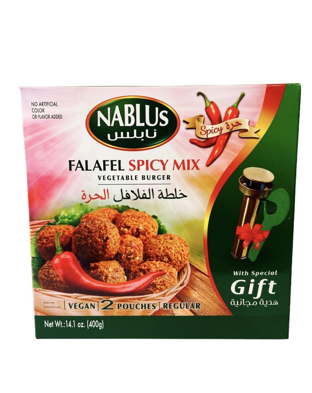 Nablus Falafel Spicey Mix 12x400g