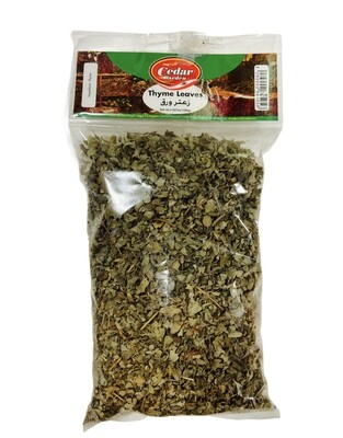 Cedar Garden Thyme Leaves 24 x 100g