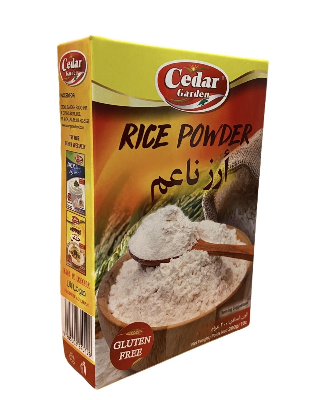 Cedar Garden Rice Power Mix 12x100g