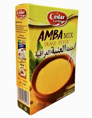 Cedar Garden Amba mix 12x100g