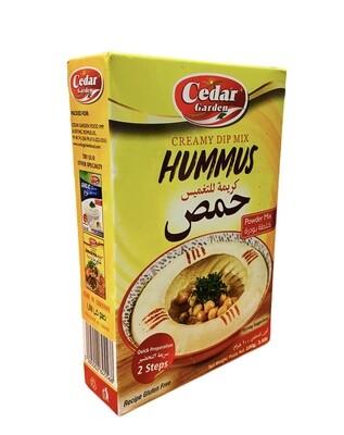 Cedar Garden Hummus Dip Mix 12x100g