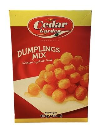 Cedar Garden Dumpling Mix 12x500g