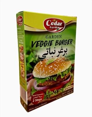 Cedar Garden Veggie Burger Mix 12x100g