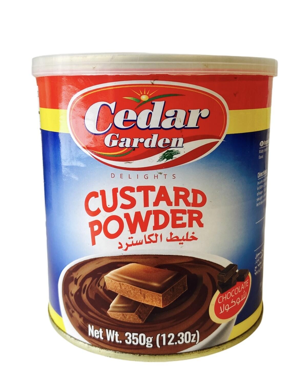 Cedar Garden Chocolate Custard 12x350g