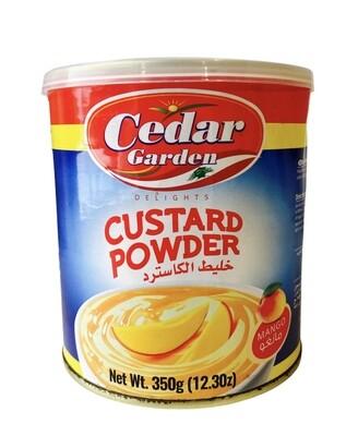 Cedar Garden Mango Custard 12x350g