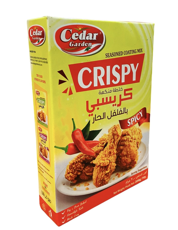 Cedar Garden Spicy Crispy Mix 12x100g