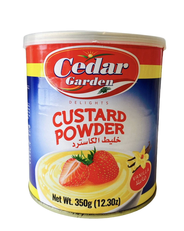Cedar Garden Vanilla Custard 12x350g