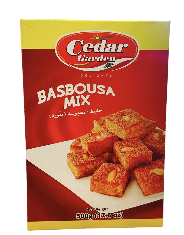 Cedar Garden Basbousa Mix 12x500g