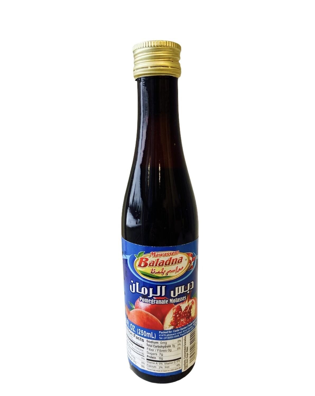 Mawassem Pomegranate Molasses 24x250ml