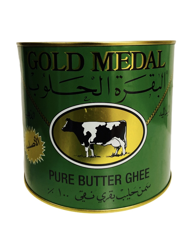 Gold Metal Pure Butter Ghee 6x