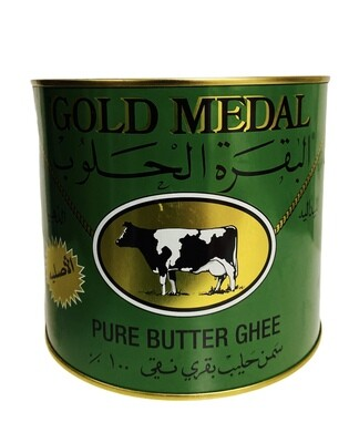 Gold Metal Pure Butter Ghee 6x
