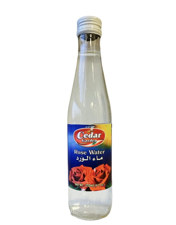 Cedar Garden Rose Water 24x250ml