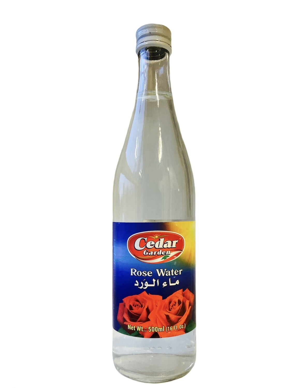 Cedar Garden Rose Water 12x500ml
