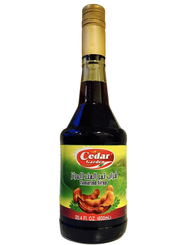 Cedar Garden Tamarind Syrup 12x600ml
