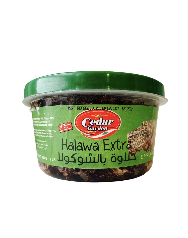Cedar Garden Chocolate Halawa 12x1lb