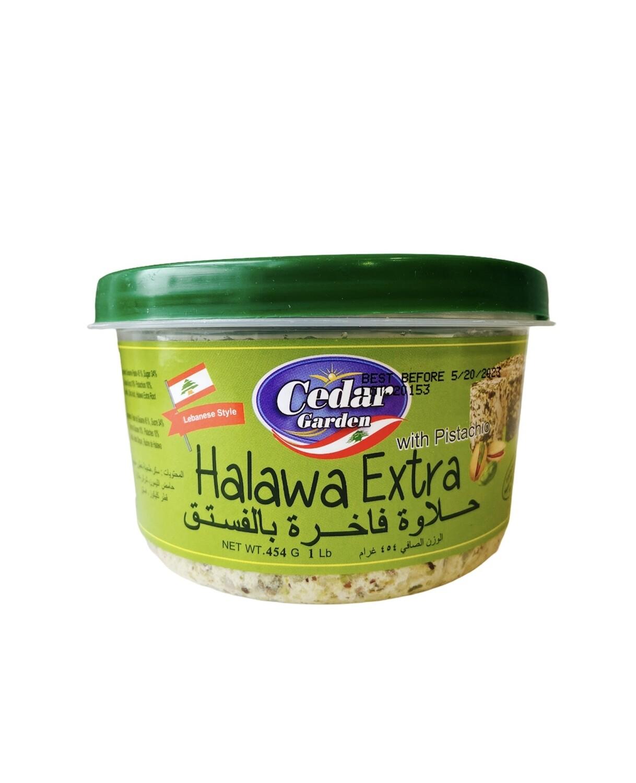 Cedar Garden Pistachio Halawa 12x1lb