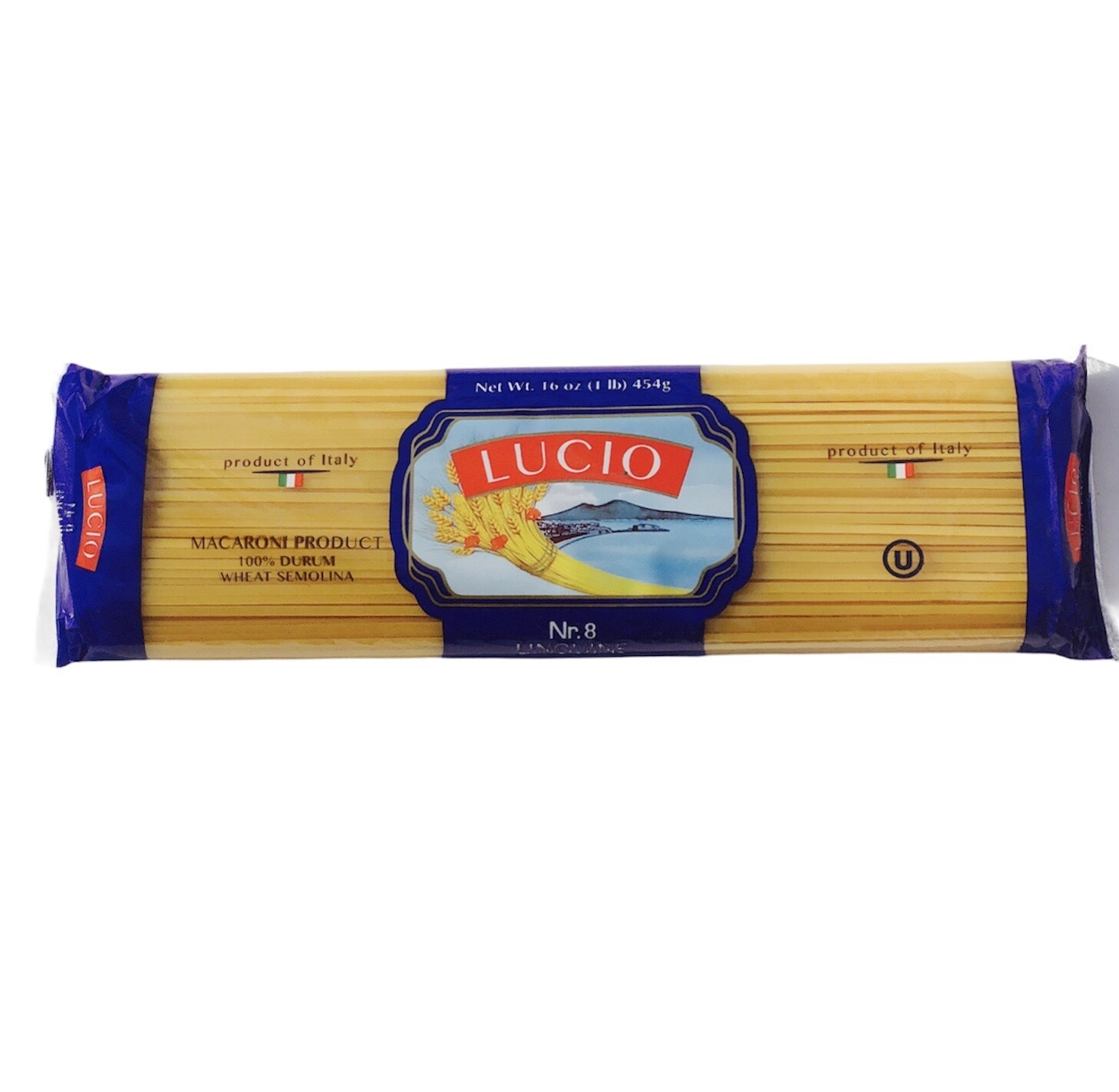 Lucio Linguette #8 Pasta