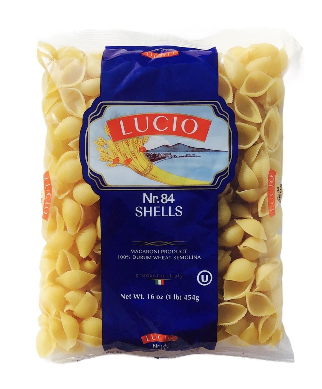 Lucio Shells Pasta