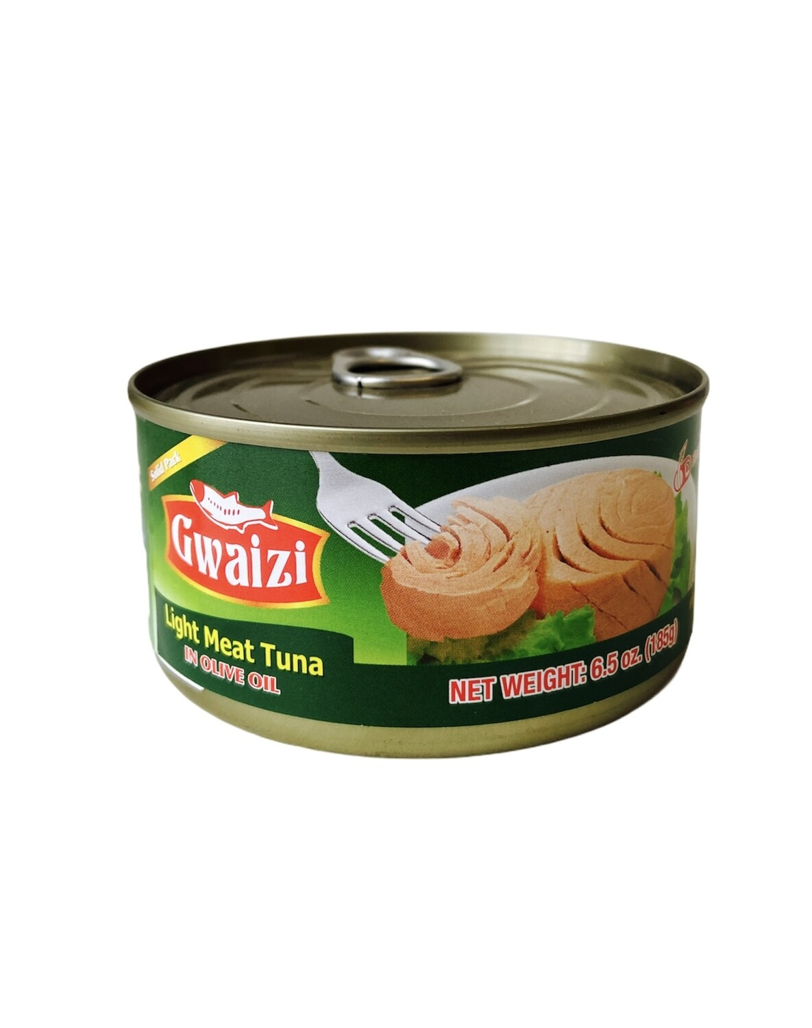 Gwaizi Tuna With Olive Oil 48x185 g