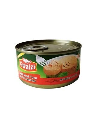 Gwaizi Tuna With Spicy Olive Oil 48x185g