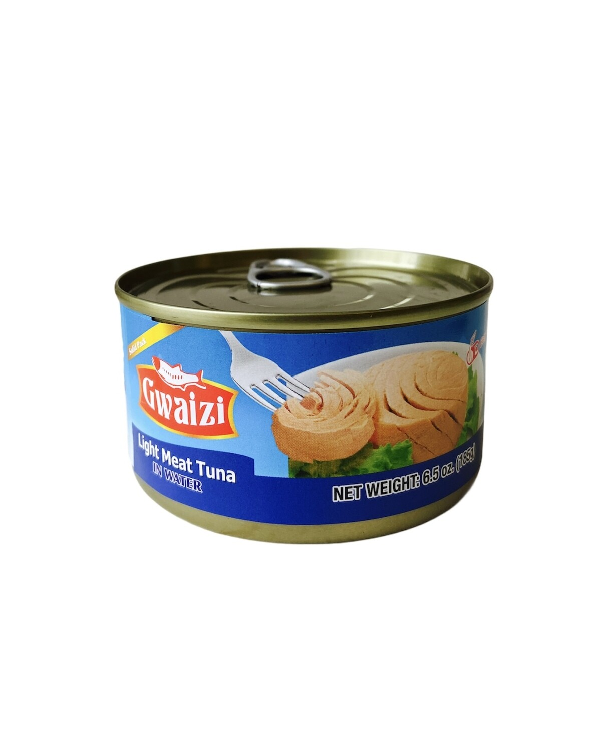 Gwaizi Tuna With Water 48x185g