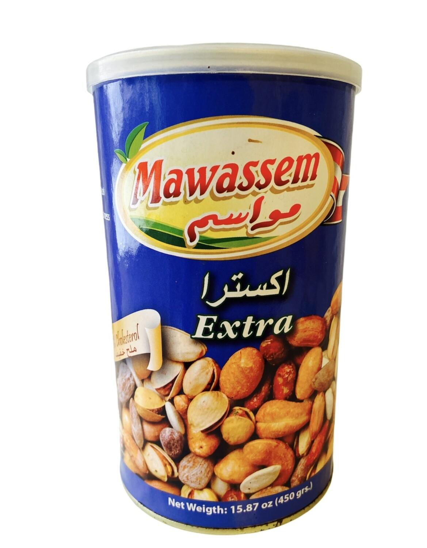 Mawassem Extra Mix Nuts 12x454g