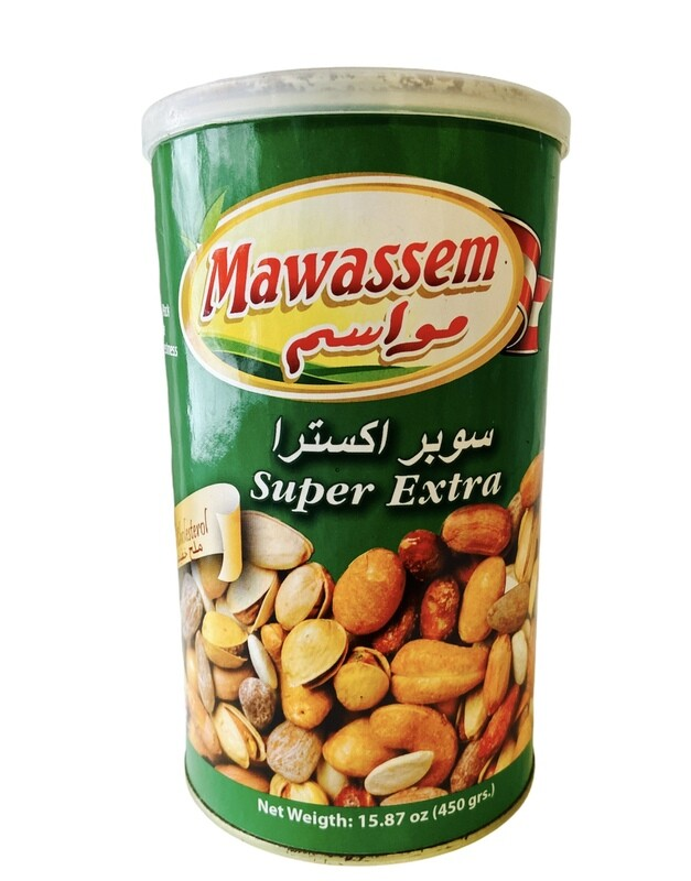 Mawassem Super Extra Mix Nuts 12x454g