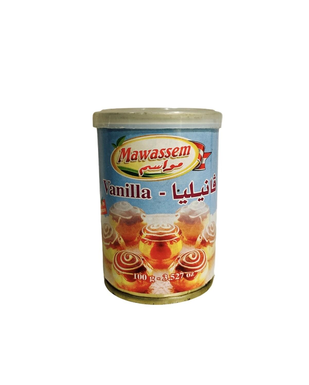 Mawassem Vanilla Powder