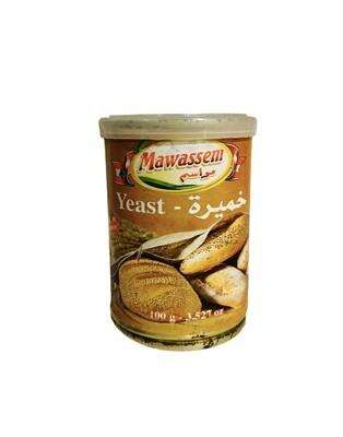 Mawassem Yeast