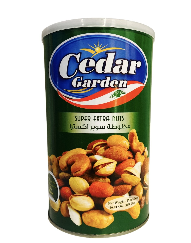 Cedar Garden Super Extra Mix Nuts 12x454g